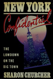 Cover of: New York confidential