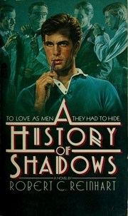 Cover of: A history of shadows