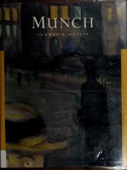 Cover of: Edvard Munch (Masters of Art) | Thomas M. Messer