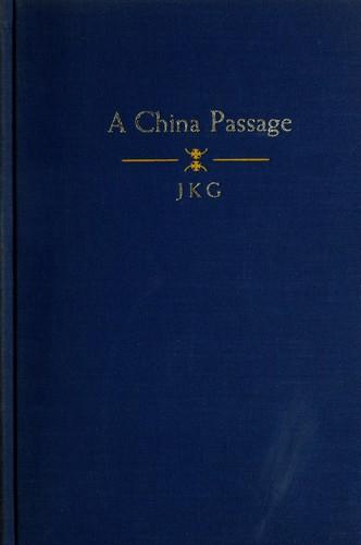 A China passage.