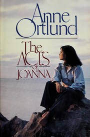 Cover of: The acts of Joanna | Anne Ortlund