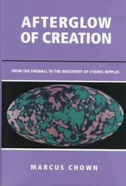 Cover of: Afterglow of creation
