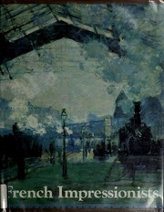 Cover of: French impressionists