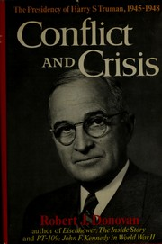 Cover of: Presidency of Harry S. Truman