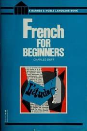 Cover of: French for home study