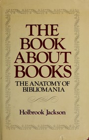 Cover of: Book About Books | RH Value Publishing