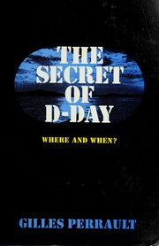 Cover of: The secret of D-Day