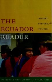 The Ecuador reader