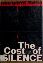 Cover of: The cost of silence