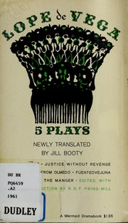 Cover of: Five plays