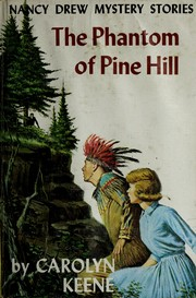 Cover of: The phantom of Pine Hill