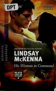 Cover of: His woman in command | Philip Lindsay