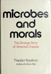 Cover of: Microbes and morals