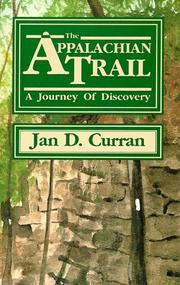Cover of: The Appalachian Trail--a journey of discovery