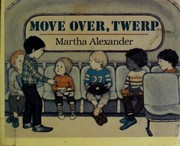 Cover of: Move over, Twerp