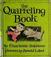 Cover of: The quarreling book