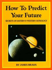 Cover of: How to predict your future
