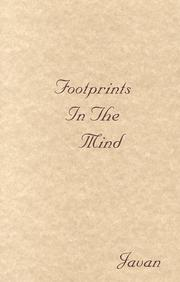 Cover of: Footprints in the Mind | Javan