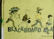 Cover of: Blackboard bear