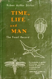 Cover of: Time, life and man