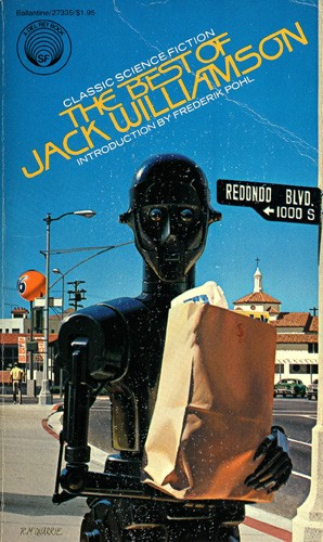 The Best of Jack Williamson by Jack Williamson