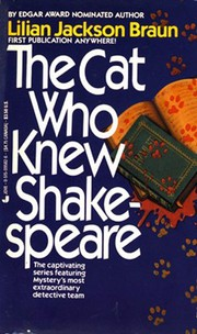 Cover of: The cat who knew Shakespeare