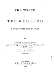 Cover of: The Wreck of the Red Bird: A Story of the Carolina Coast