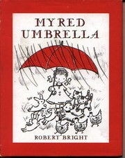Cover of: My Red Umbrella