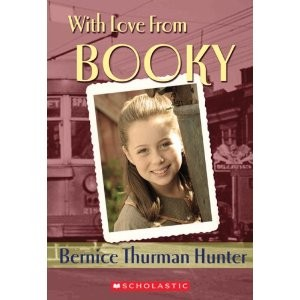 With love from Booky by Bernice Thurman Hunter