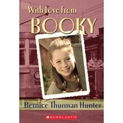 Cover of: With love from Booky by Bernice Thurman Hunter