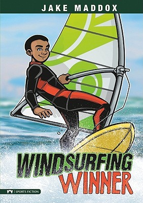 Windsurfing Winner by