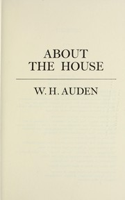 Cover of: About the house