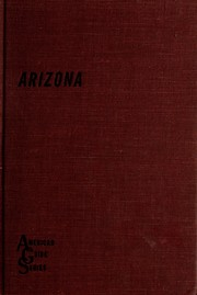 Cover of: Arizona, the Grand Canyon State by Writers' Program. Arizona.