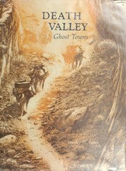 Cover of: Death Valley Ghost Towns
