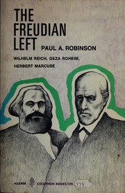 The Freudian left by Paul A. Robinson
