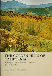 The golden hills of California by Allan Masri