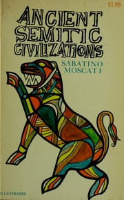 Cover of: Ancient semitic civilizations