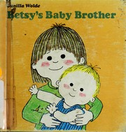 Cover of: Betsy's baby brother