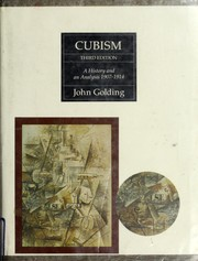 Cover of: Cubism