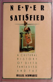 Cover of: Never satisfied