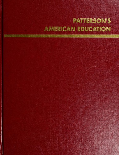 Patterson's American Education by Douglas C. Moody