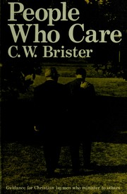 Cover of: People who care