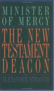 Cover of: The New Testament Deacon