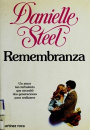 Cover of: Remembranza by Danielle Steel