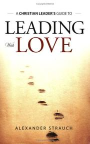 Cover of: Leading With Love