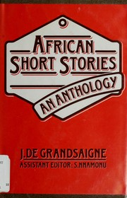 African short stories in English