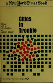 Cover of: Cities in trouble