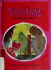 Cover of: The valentine mystery