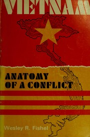 Cover of: Vietnam: anatomy of a conflict