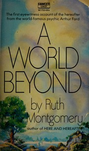 Cover of: A world beyond